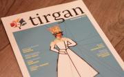 Tirgan Magazine 2015 Cover Design Contest