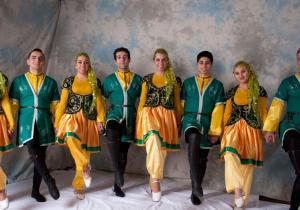 Azarbaijani Dance