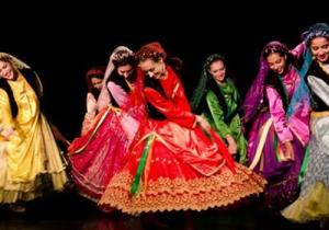 Iranian Traditional Folk Dances