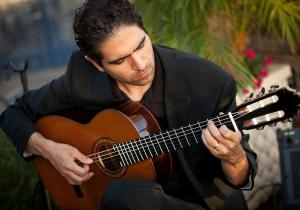 Hamed Nikpay and Ensemble Featuring Karine Gonzalez